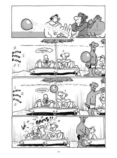 Page 4 super-paradise ; intégrale