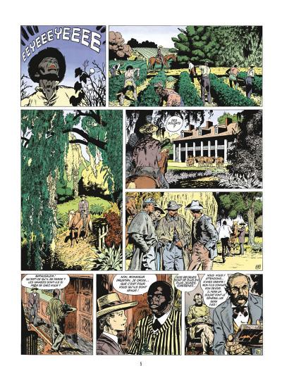 Page 3 le chariot de thespis ; intégrale