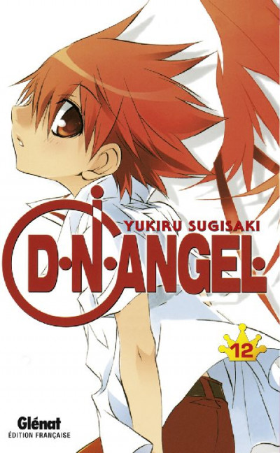 Couverture d.n.angel tome 12