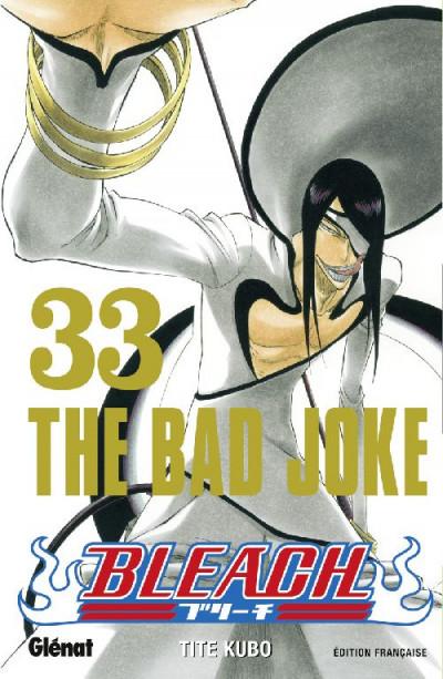 image de bleach tome 33 - the bad joke