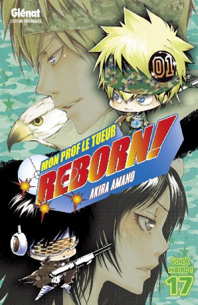 Couverture Reborn tome 17 - voilà Hibird!