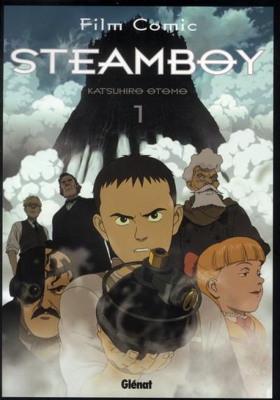 image de steamboy tome 1