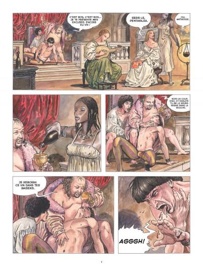 Page 2 Borgia tome 4 - tout est vanité