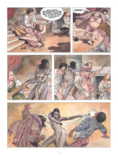Page 3 Borgia tome 4 - tout est vanité