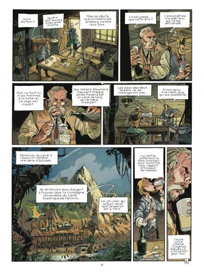 Page 4 chimère(s) 1887 T.1 - la perle pourpre
