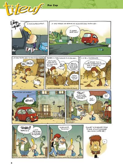 Page 4 méga tchô ; été 2009