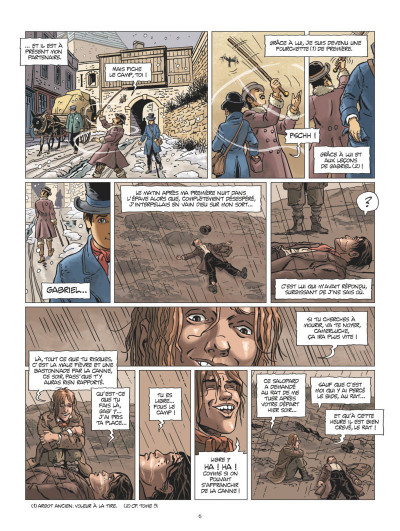 Page 4 Bout d'homme tome 6