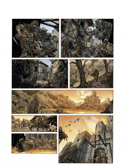 Page 2 magus tome 2 - le félon