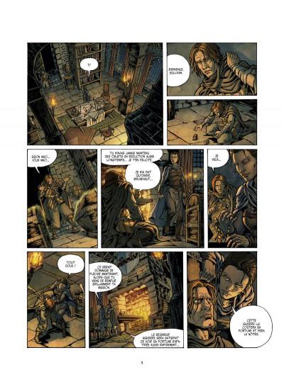 Page 3 magus tome 2 - le félon