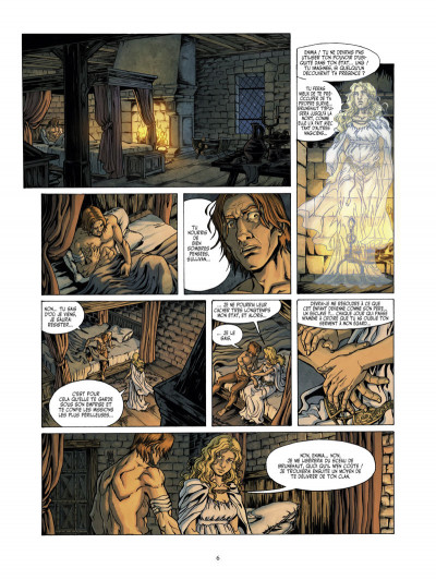 Page 4 magus tome 2 - le félon