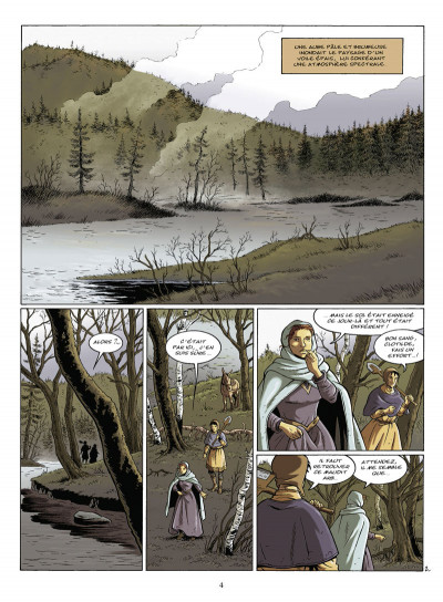 Page 2 les aigles décapitées tome 22 - sigwald