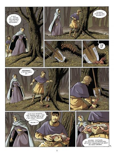 Page 3 les aigles décapitées tome 22 - sigwald