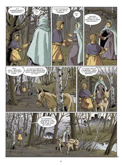 Page 4 les aigles décapitées tome 22 - sigwald