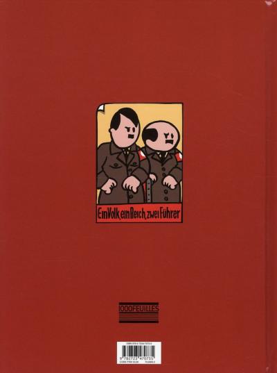 Dos le fils d'Hitler ; une aventure de Dickie