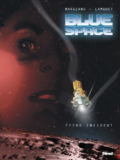 image de blue space tome 1 - tycho incident