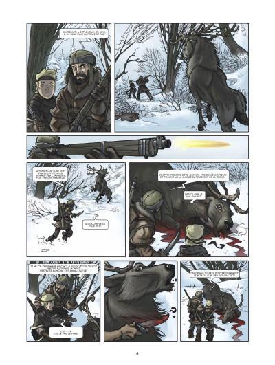 Page 2 Neige fondation tome 1 - le sang des innocents
