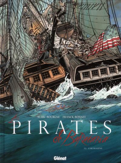 image de les pirates de barataria tome 2 - carthagène