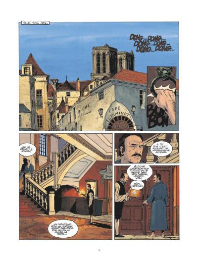 Page 1 Les pirates de barataria tome 2