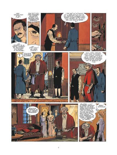 Page 2 Les pirates de barataria tome 2