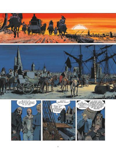 Page 4 Les pirates de barataria tome 2