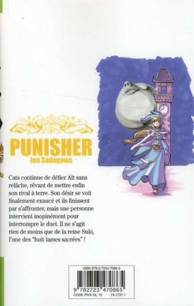 Dos Punisher tome 3