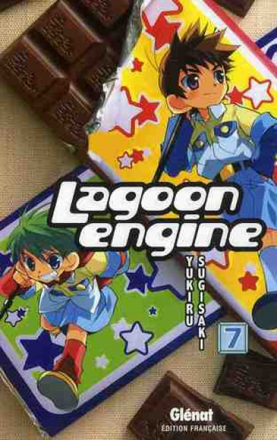image de lagoon engine tome 7