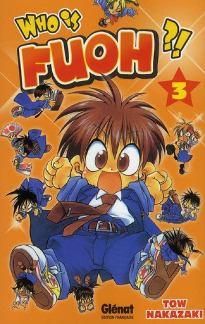 image de who is Fuoh ?! tome 3
