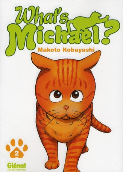 Couverture what's michael ? tome 2