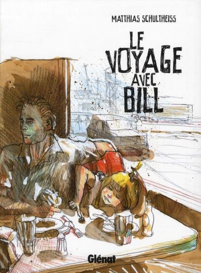 Couverture le voyage avec Bill