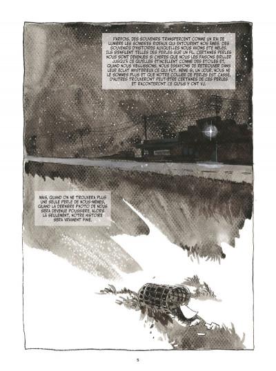 Page 1 le voyage avec Bill