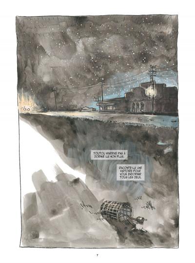 Page 3 le voyage avec Bill