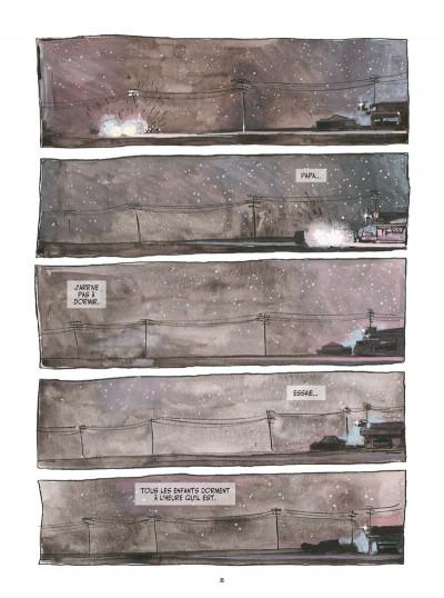 Page 4 le voyage avec Bill