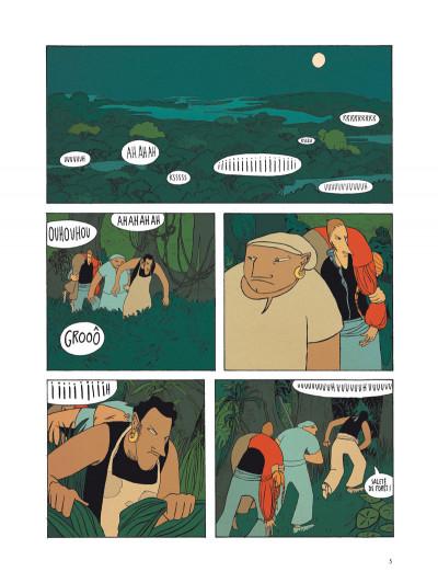 Page 1 l'île au poulailler tome 2