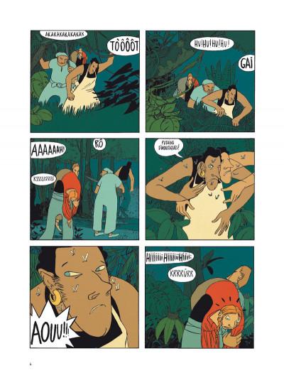 Page 2 l'île au poulailler tome 2