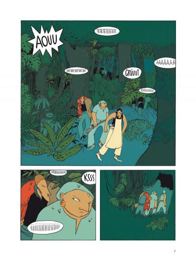 Page 3 l'île au poulailler tome 2