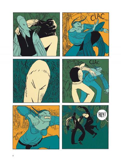 Page 4 l'île au poulailler tome 2