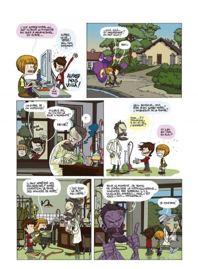 Page 2 les chronokids tome 3