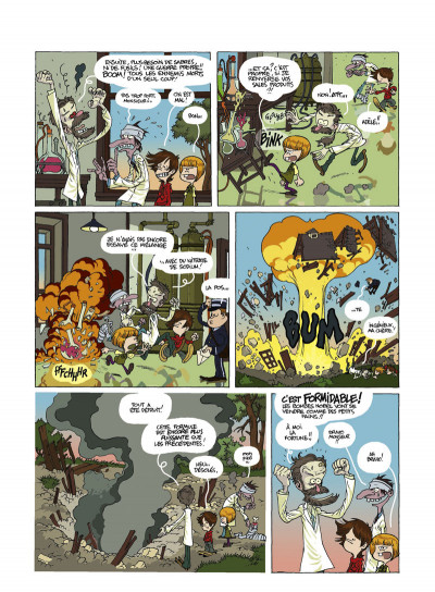 Page 3 les chronokids tome 3