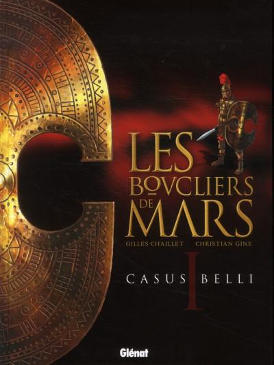 image de les boucliers de Mars tome 1 - casus belli