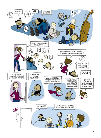Page 1 les mélo maniaks tome 2