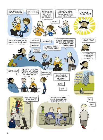 Page 2 les mélo maniaks tome 2