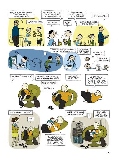 Page 3 les mélo maniaks tome 2