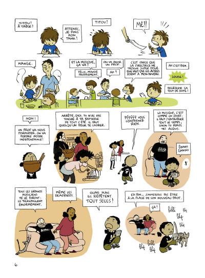 Page 4 les mélo maniaks tome 2