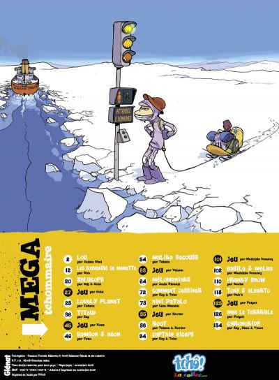Page 1 méga tchô ! (édition hiver 2009)