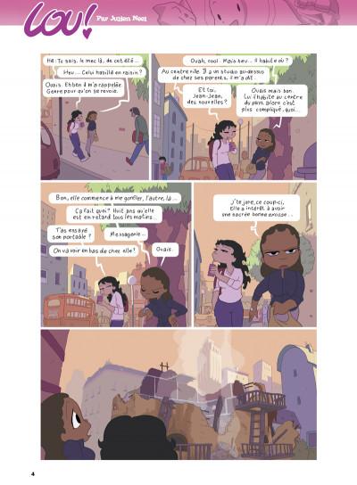 Page 4 méga tchô ! (édition hiver 2009)