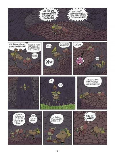 Page 1 samson et néon tome 7 - cosmik comiks