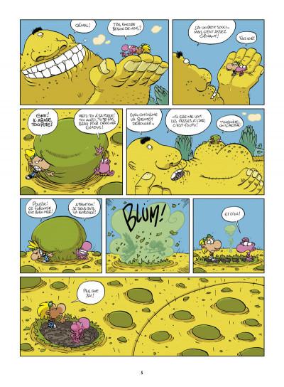 Page 3 samson et néon tome 7 - cosmik comiks