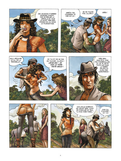 Page 1 le déclic tome 3