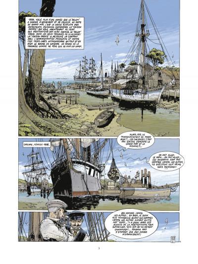 Page 1 belem tome 3 - le yacht du bagne