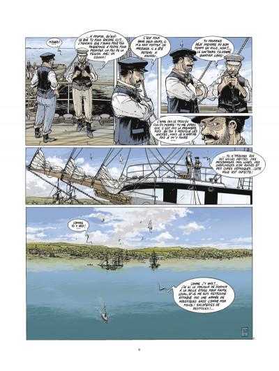 Page 2 belem tome 3 - le yacht du bagne